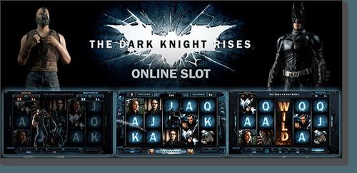 Play The Dark Knight pokies online